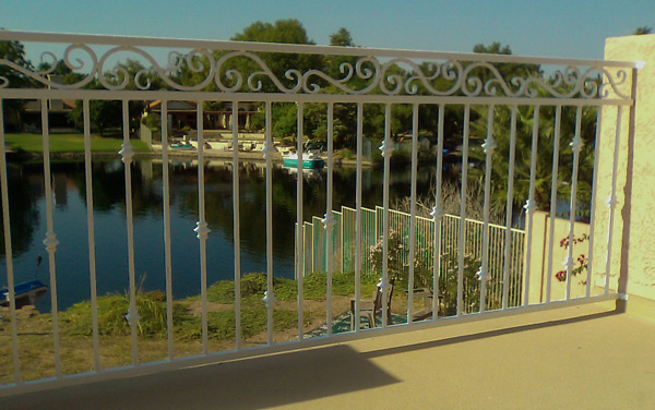 mesa fence mesa wrought iron fencing iron fence metal fence yard fencing